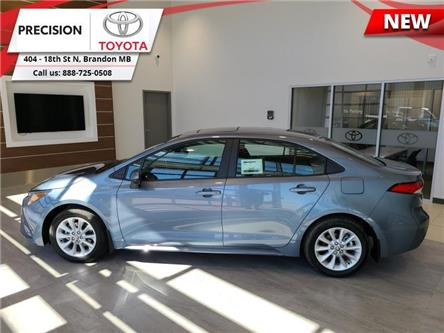 2020 Toyota Corolla LE Upgrade Package (Stk: 20296) in Brandon - Image 1 of 25