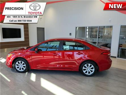 2020 Toyota Corolla LE (Stk: 20311) in Brandon - Image 1 of 23