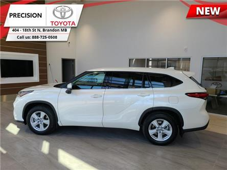 2020 Toyota Highlander LE (Stk: 20313) in Brandon - Image 1 of 26