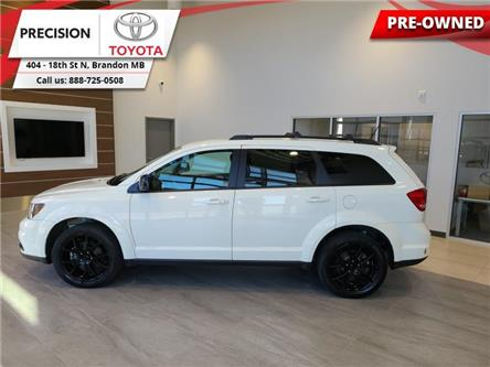 2016 Dodge Journey SXT (Stk: 202133) in Brandon - Image 1 of 25
