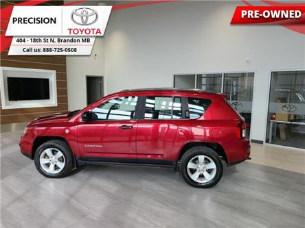 2014 Jeep Compass Sport (Stk: 202871) in Brandon - Image 1 of 21