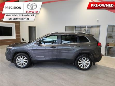 2015 Jeep Cherokee Limited (Stk: 203621) in Brandon - Image 1 of 27