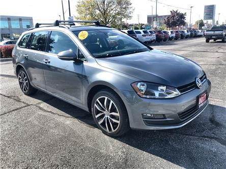 2017 Volkswagen Golf SportWagen 1.8 TSI Comfortline (Stk: 2692A) in Windsor - Image 1 of 14