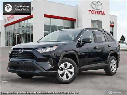 2021 Toyota RAV4 LE (Stk: 90753) in Ottawa - Image 1 of 24