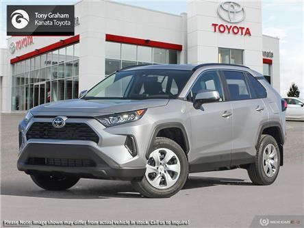 2021 Toyota RAV4 LE (Stk: 90754) in Ottawa - Image 1 of 24