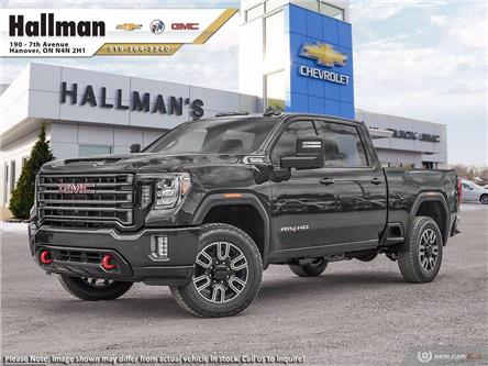 2020 GMC Sierra 2500HD AT4 (Stk: 20363) in Hanover - Image 1 of 21