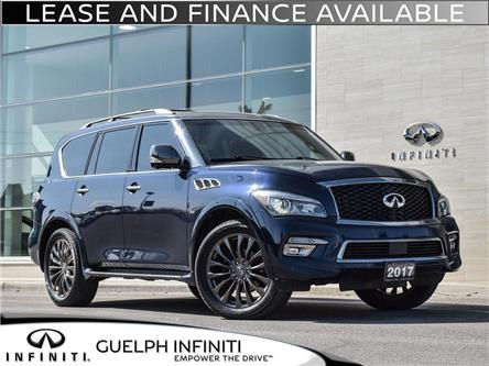 2017 Infiniti QX80  (Stk: I7205A) in Guelph - Image 1 of 25