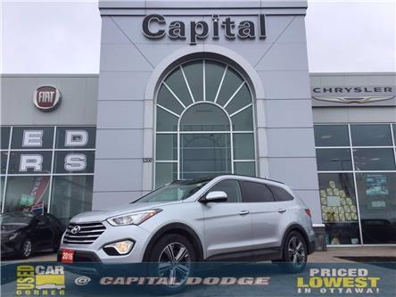 2016 Hyundai Santa Fe XL Limited (Stk: L00577A) in Kanata - Image 1 of 19