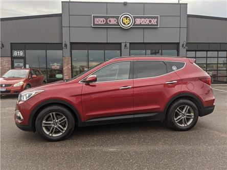 2017 Hyundai Santa Fe Sport  (Stk: UC4002A) in Thunder Bay - Image 1 of 14