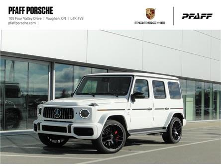 2019 Mercedes-Benz G63 AMG SUV (Stk: U9004A) in Vaughan - Image 1 of 21