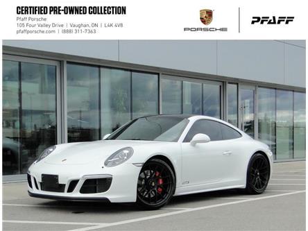 2018 Porsche 911 Carrera Coupe GTS PDK (Stk: U9059) in Vaughan - Image 1 of 22