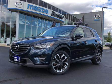 2016 Mazda CX-5 GT (Stk: P3658) in Oakville - Image 1 of 19