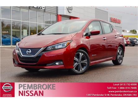 2019 Nissan LEAF SV (Stk: 20109A) in Pembroke - Image 1 of 30