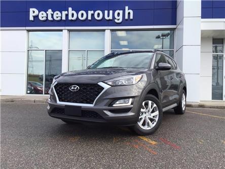 2021 Hyundai Tucson Preferred (Stk: H12628) in Peterborough - Image 1 of 21