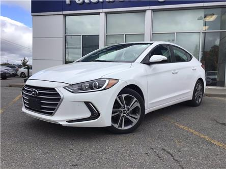 2017 Hyundai Elantra GLS (Stk: H12594A) in Peterborough - Image 1 of 19