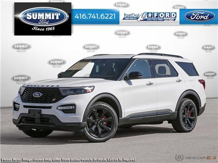 2020 Ford Explorer ST (Stk: 20T8106) in Toronto - Image 1 of 23