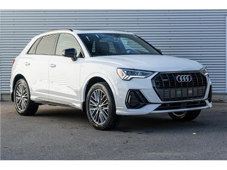 2021 Audi Q3 45 Progressiv (Stk: N5707) in Calgary - Image 1 of 18
