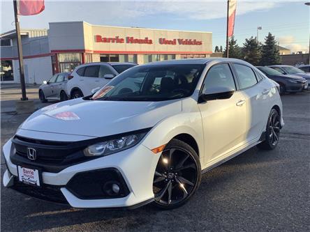 2017 Honda Civic Sport (Stk: U17856) in Barrie - Image 1 of 29