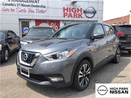 2019 Nissan Kicks SV (Stk: L20328A) in Toronto - Image 1 of 21