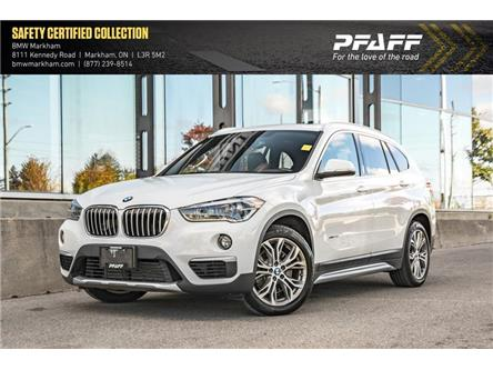 2017 BMW X1 xDrive28i (Stk: U13406) in Markham - Image 1 of 22