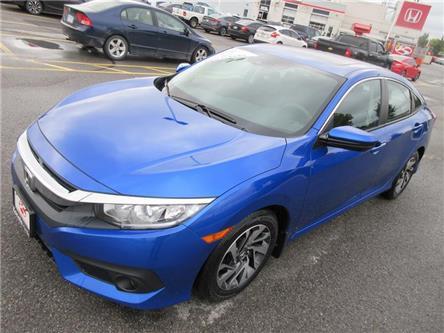 2017 Honda Civic EX (Stk: K16319A) in Ottawa - Image 1 of 20
