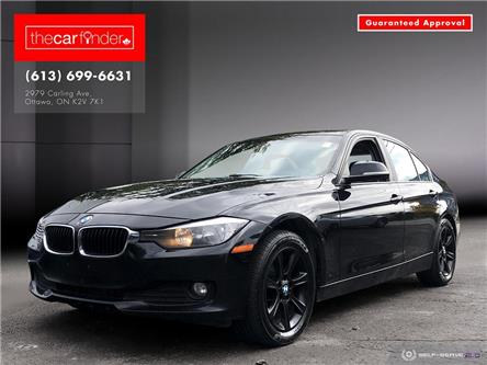 2014 BMW 320i xDrive (Stk: ) in Ottawa - Image 1 of 22