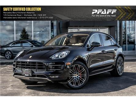 2017 Porsche Macan Turbo (Stk: 39894A) in Kitchener - Image 1 of 22