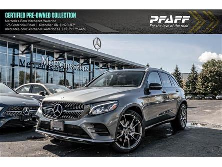 2017 Mercedes-Benz AMG GLC 43 Base (Stk: K4159) in Kitchener - Image 1 of 22