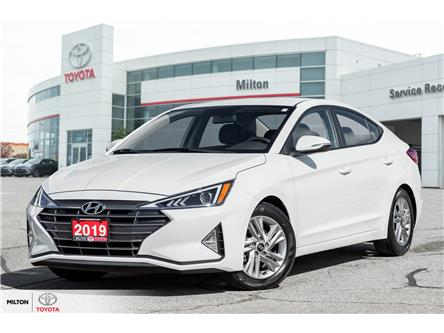 2019 Hyundai Elantra Preferred (Stk: 790495) in Milton - Image 1 of 21
