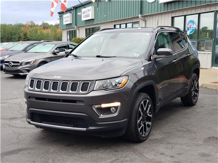 2019 Jeep Compass Limited (Stk: 10885) in Lower Sackville - Image 1 of 21