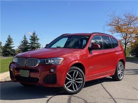2017 BMW X3 xDrive28i (Stk: P1703) in Barrie - Image 1 of 17