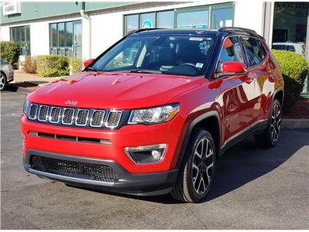 2019 Jeep Compass Limited (Stk: 10888) in Lower Sackville - Image 1 of 21