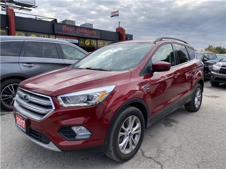 2017 Ford Escape SE (Stk: A96099) in Toronto - Image 1 of 15