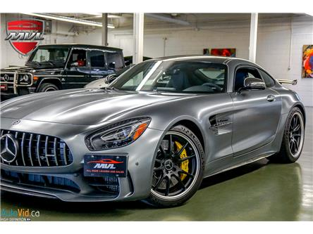 2018 Mercedes-Benz AMG GT R Base (Stk: ) in Oakville - Image 1 of 32
