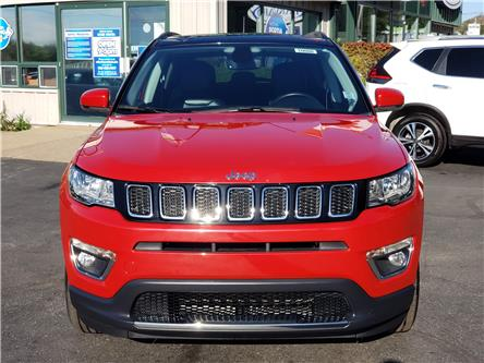 2019 Jeep Compass Limited (Stk: 10887) in Lower Sackville - Image 1 of 22