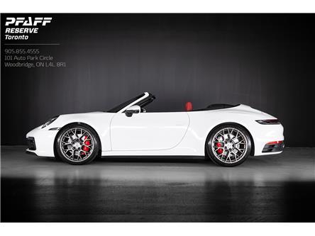 2020 Porsche 911 Carrera 4S (Stk: ES0008) in Woodbridge - Image 1 of 19