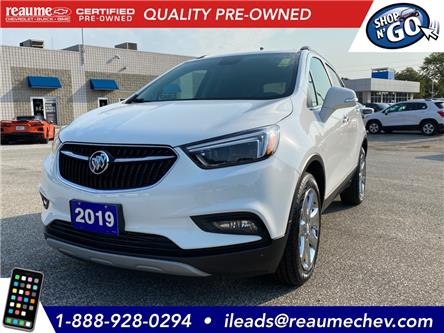 2019 Buick Encore Essence (Stk: 20-0717A) in LaSalle - Image 1 of 24