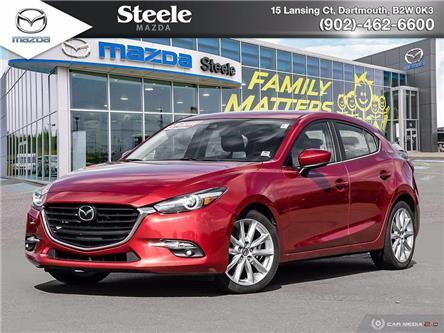 2018 Mazda Mazda3 Sport GT (Stk: D822925A) in Dartmouth - Image 1 of 27