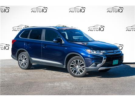 2017 Mitsubishi Outlander GT (Stk: 27768U) in Barrie - Image 1 of 29