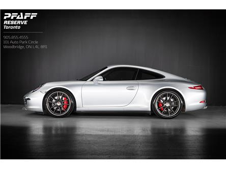 2014 Porsche 911 Carrera 4S (Stk: ES006) in Woodbridge - Image 1 of 19