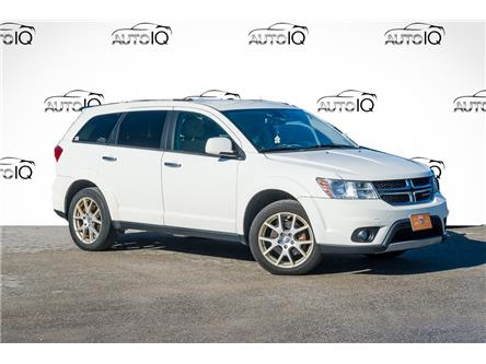 2015 Dodge Journey R/T (Stk: 27770UJZ) in Barrie - Image 1 of 9