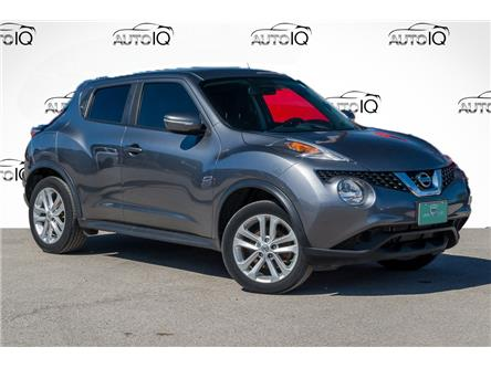 2016 Nissan Juke SV (Stk: 27437UZ) in Barrie - Image 1 of 23