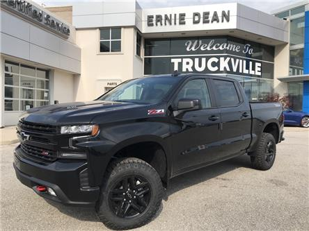 2021 Chevrolet Silverado 1500 LT Trail Boss (Stk: 15474) in Alliston - Image 1 of 18