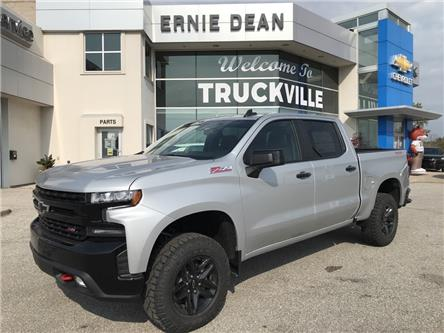 2021 Chevrolet Silverado 1500 LT Trail Boss (Stk: 15476) in Alliston - Image 1 of 17
