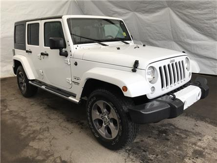 2016 Jeep Wrangler Unlimited Sahara (Stk: 2014161) in Thunder Bay - Image 1 of 19