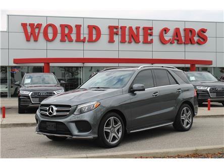 2017 Mercedes-Benz GLE 400 Base (Stk: 1299) in Toronto - Image 1 of 24