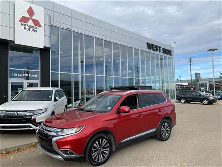 2018 Mitsubishi Outlander GT (Stk: T20162A) in Edmonton - Image 1 of 30