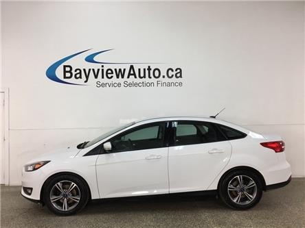 2018 Ford Focus SE (Stk: 37205W) in Belleville - Image 1 of 28