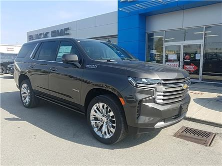 2021 Chevrolet Tahoe High Country (Stk: 21-033) in Listowel - Image 1 of 20