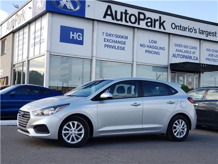 2019 Hyundai Accent  (Stk: 19-80123) in Brampton - Image 1 of 13